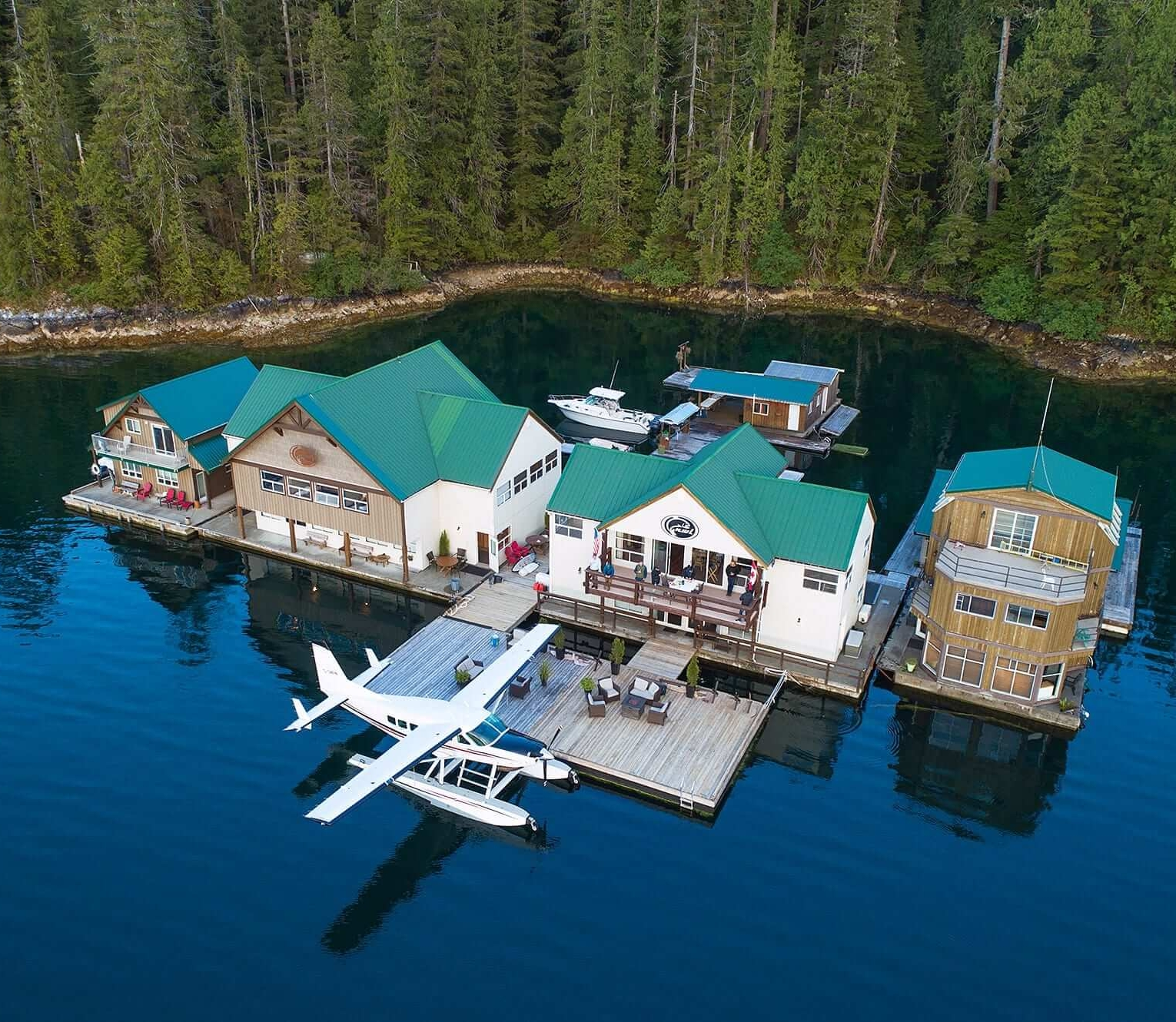 Photo of Nootka Wilderness Lodges: A Vancouver Island Vacation destination